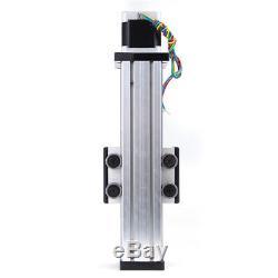 1204 Ball Screw CNC Linear Slide Stroke 100MM Long Stage Actuator Stepper Motor