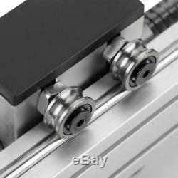 1204 Ball Screw Linear Slide Long Stage Actuator 400mm Stroke With Stepper Motor