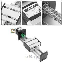 1204 Ball Screw Linear Slide Stroke Long Stage Actuator + Stepper Motor