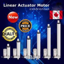 12V 5001500N 50300mm Linear Actuator Motor Door Window Opener Lift