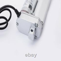 12V Linear Actuator Motor 400mm 1200mm 120N 2000N High Speed Remote Controller