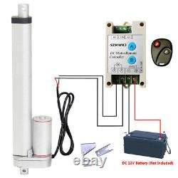 12 12V Linear Actuator Heavy Duty Electric DC Motor for RV Auto Medical Lift IG
