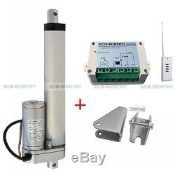 1500N 12/24V Linear Actuator Multi-Function Electric Motor for Auto Medical