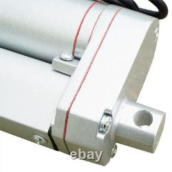 1500N Linear Actuator 16 Stroke 12V Electric Motor Remote Controller Auto Lift