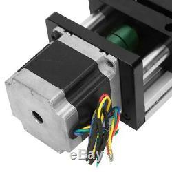 1605 Ball Screw Guide Rail Sliding Table + Nema23 57 Stepper Motor