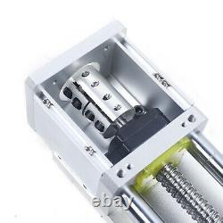 1605 Manual Linear Rail Stage Module Cross Sliding Table Motorized 200/300mm CNC