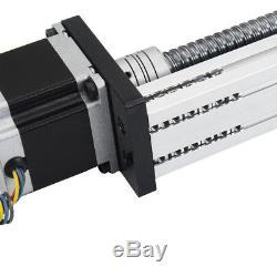 1605 Slide Stroke 400mm Linear Actuator Ball Screw Motion Guide + Stepper Motor