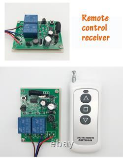16 32 48 2000N 449LB Motor Linear Actuator 24V Bracket Remote Control