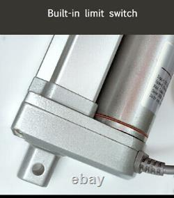 2000N Linear Actuator 12V 2-60 Stroke Motor Heavy Duty Electric Window Opener