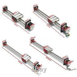 200-500mm Travel Axis Slide CNC Linear Actuator Stage Lead Screw +NEMA42 Motor