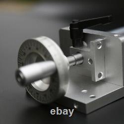 200mm Manual Sliding Table Cross Slide Motorized Stage SFU1605 XYZ Axis