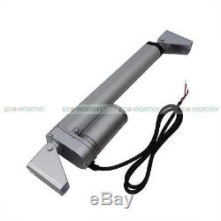 2PC8 Stroke Linear Actuators With Wireless Control Kits 330 lbs/1500N DC12V Motor