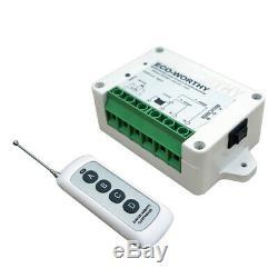 2PCS Linear Actuator 1500N 12V 2-18 Electric Motor Auto Door Opener Controller