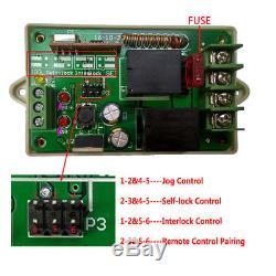 2 Linear Actuators 10 Stroke 12Volt DC Motor With Bracket Wireless Controller Set