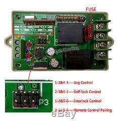 2 Set 12 Linear Actuator 12V DC Motor & Remote Control Heavy Duty 330lbs Car RV