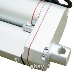 2x12 Linear Actuator 12V Motor +Remote Positive Inversion Control for Furniture