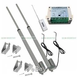 2x18 330lbs/150KG Max Lift DC12V Linear Actuator With Wireless Motor Controller
