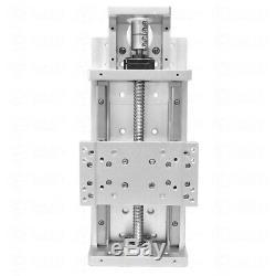 300mm Electric Cross Sliding Table Linear Rail Module SFU1605 with 57Motor Seat US