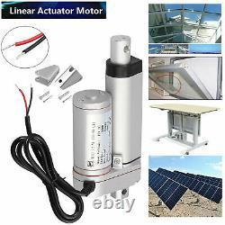 32 48 inch 12V 24V Motor Linear Actuator 120N 2000N Bracket Remote Controller