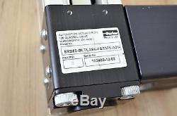 32 Parker ERB50 x375mm Belt-Drive Linear Actuator Nema23 Motor Mount THK CNC
