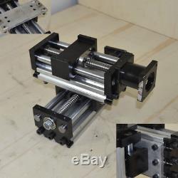 400/1000mm Ball Screw Linear CNC Slide Stroke Liner Actuator Stepper Motor NEW