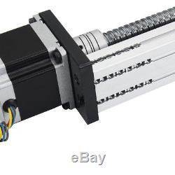 400mm Actuador Lineal 1605 Tornillo Bola Guía Movimiento+57 Motor Para CNC Route