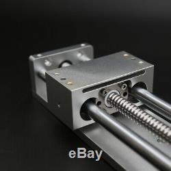 400mm Sliding Table Cross CNC Milling X Y Z Axis SFU1605 + 57 Stepper Motor Base