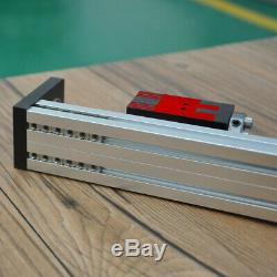 400mm Stroke CNC Linear Stage Actuator Ball Screw Motion Guide Motor Slide Rail