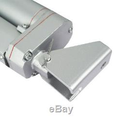 4 Linear Actuator 1000N/225lbs DC 12V Electric Motor 14mm/s Fast Motor