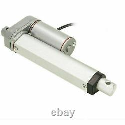 4 Stroke Electric Linear Actuator 250 Pound Max Lift 12Volt DC Electric Motor