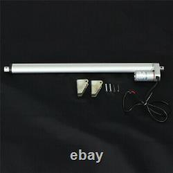 500mm 12V Linear Actuator Motor 1000N 225lb 12mm/s Miniature DC Electric Linear