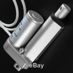 50mm-1000mm Stroke DC12V/24V Electric Linear Actuator Putter Lifter Motor 1000N