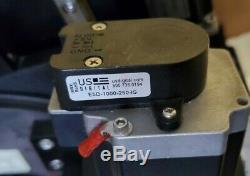 5-Axis Motorized Stage Linear XYZ Rotation Tilt + Vexta Step Motors & Encoders