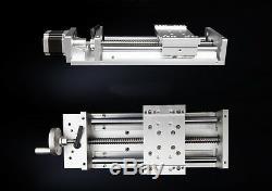 600mm XYZ Axis Linear Stage Stroke Motorized Sliding Table SFU1605 Cross Slide