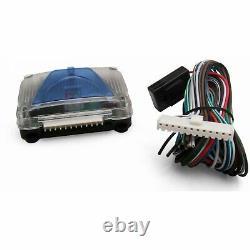 8 Channel 1-Touch 12V Motor Control Unit Power Windows E-Brake Linear Actuators