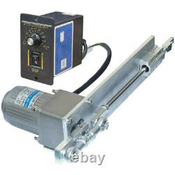 AC 110V Linear Actuator Reciprocating Electric Motor + PWM Speed Controller
