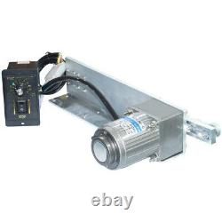 AC Electric Linear Actuator 110V Reciprocating Motor + PWM Speed Controller Set