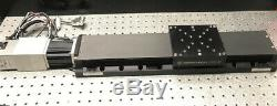 AEROTECH PRO115-05mm-300-TTU LINEAR STAGE / POSITIONER With BMS60 SERVO MOTOR