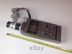AERTECH Linear Stage Actuator Ballscrew ATS100-60-M-20p-NC, ES14693 Z-Motor