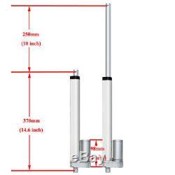 A Pair of 2 10 Linear Actuators With Wireless Motor Controller Window Door Opener