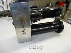 AccuWeb HF-3 7800-06 5000 lb. Max 6 Stroke 12V Servo Motor Linear Actuator