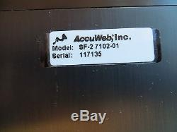 AccuWeb SF-27102-01 Linear Actuator with MTR3094 Motor SF-2-27102-01