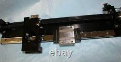 Acme Lead Screw THK Linear Slide withSSR15 Block Applied Motion MotorHT23-398D-0