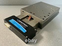 Aerotech ABL10100L / Wide Body / Linear Motor / Air Bearing Stage / 100mm Travel