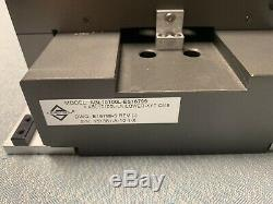 Aerotech ABL10100L Wide Body Linear Motor Air Bearing Stage, 100mm Travel
