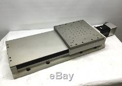 Aerotech ATS50030-M-40P Accudex Bearing Ball Screw Linear Stage 300mm withMotor