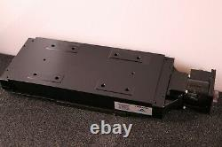 Aerotech Accudex 6 In Linear Actuator Stage Table AST206 With Stepper Motor