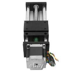 Aluminum Alloy 1605 Ball Screw Linear Guide Rail with Nema23 57 Stepper Motor