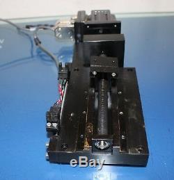 Animatics Smart Servo Motor SM2315 Linear Actuator Positioner & Sensors V. 4.40c
