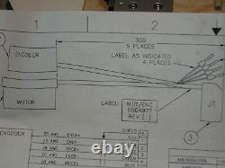 Anorad Allen Bradley Linear Servo Motor C91615-300 6 motor setup 45 inch length